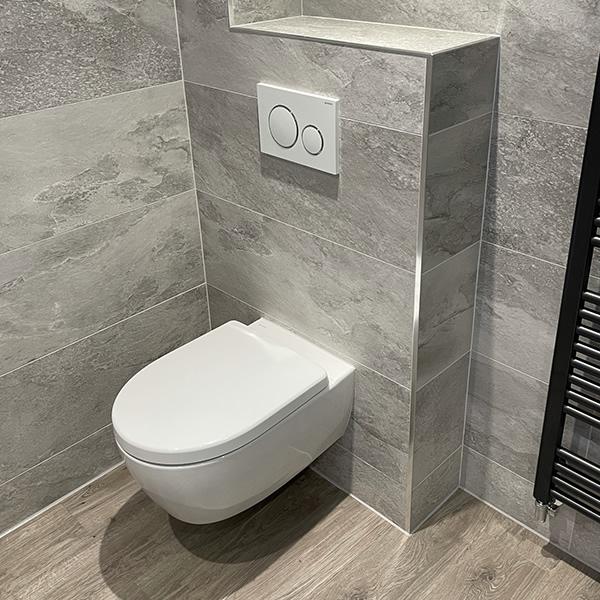Bathroom Design & Install