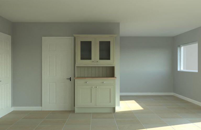 CAD design for Kitchen in Linslade