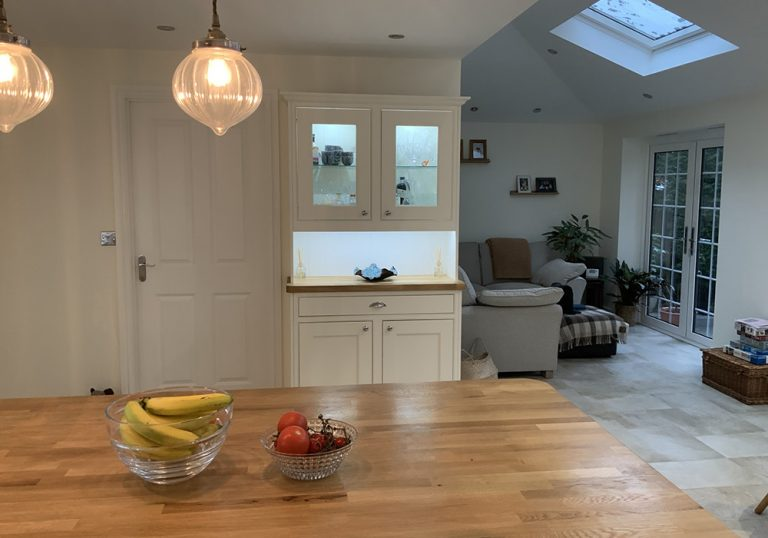 Kitchen fitted in Linslade