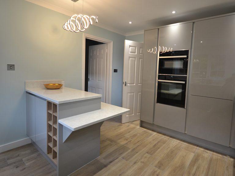 Kitchen installation in Woburn Sands