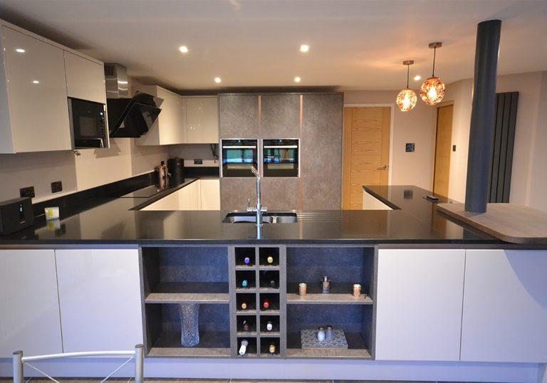 Kitchen installation in Studham